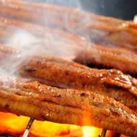 経験豊富な職人が料理した 豪華な鰻料理を心ゆくまで堪能