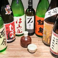 こんな珍しい日本酒も!!