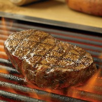 肉厚でジューシーなステーキは アウトバックならでは♪