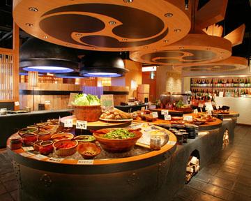 自然食ビュッフェ 大地の贈り物 上野店の画像