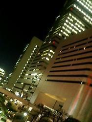 真中のビルがソニックシティビル ♪この14Fです♪