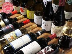 美味しいワイン 多数取り揃えております2,600円~!