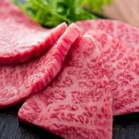 料理長の目利きにかなった上質な 牛肉使用!