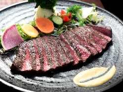 黒毛和牛の燻製塊肉