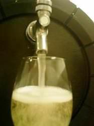 樽出しスプマンテ グラスワイン