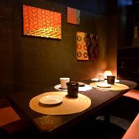 【立川♪和の彩りと光の共鳴空間】 全室個室空間様々な用途に◎