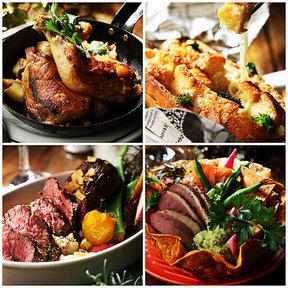 Grill Meat & Pub 原宿ジャスティン