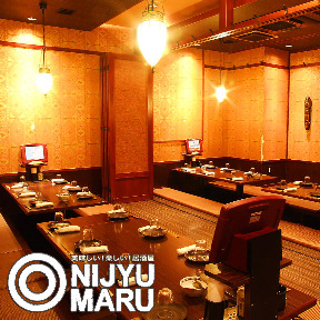居酒屋 ◎NIJYU−MARU(にじゅうまる)田町店の画像