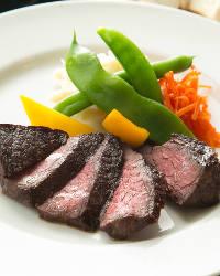 ◇仙台の黒毛和牛を使用した贅沢なソテー。数量限定です。