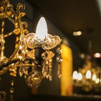 掘りごたつ~豪華なシャンデリア付個室まで多彩な個室を完備