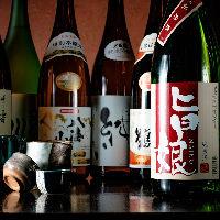へぎそばのふるさと・新潟の地酒を多数取り揃えます