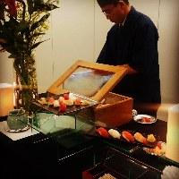 出張板前の寿司LIVEプラン!8月・9月開催のみ特別価格で提供☆