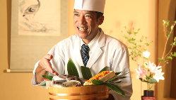 [一皿に季節を表現] 会席料理18,000円(税抜)よりご用意致します