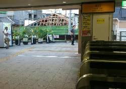 新検見川駅10秒! 改札からお店が見えるくらい目の前です!