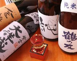 【猿蔵で酒の陣】 新潟の蔵元から直送のの地酒を多数入荷