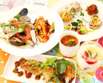 一汁三菜 イタリア〜の 八丁堀の画像