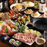 【コース料理】4000円~7000円で3時間ゆっくりできるコース★