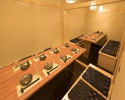 【東京八重洲】完全個室!自慢のお部屋は和のお部屋をご提供◎