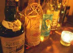 <Rum&Cachaca>厳選したラム&カシャッサは300種~!