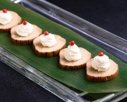 山海野 春色にぎわいサラダ飯蛸, 蛍イカ,菜の花…彩り春菜を。