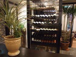 豊富な品揃えのワインセラー お気に入りが見つかると思います!