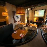 ◆カップル用のお席から、パーティー用のお席まであります!