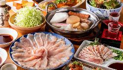 九州名物料理や宮崎地鶏など職人厳選の和食料理を堪能