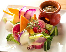 【地産地消】鎌倉野菜、湘南みやじ豚を楽しむ鎌倉イタリアン。