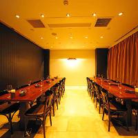 【宴会個室】着席20名~最大30名様までOKのパーティールーム♪