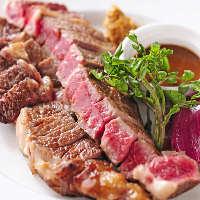 ☆ワインと言えばやっぱりお肉!! 豪快な肉料理を召し上がれ☆