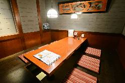 【完全個室】掘りごたつ・和室6~15名様 テーブル2~5名様