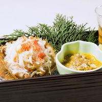北海道直送甘味たっぷりズワイ蟹入荷しております。