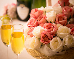 記念日・誕生日などハレの日を祝うに相応しいお料理と空間を提供