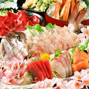三代目網元 魚鮮水産 新横浜店