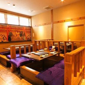 個室 両国八百八町 花の舞 江戸東京博物館前店の画像2