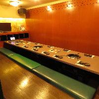 カラオケ付8名様用の小個室もあります!女子会やママ会に人気★