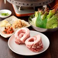 【サムギョプサル】 国産豚をボリュームも満点に楽しめる逸品