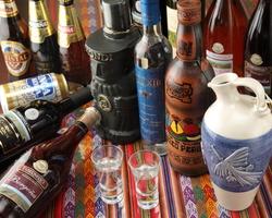 ペルーの伝統的お酒(ピスコ)で乾杯!いつもより盛り上がるかも