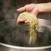 【絶品蕎麦】 香り、歯ごたえ、喉越し抜群の蕎麦をご堪能下さい