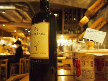 ワインの酒場 ディプント 上野店