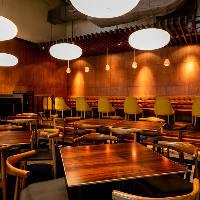 開放感溢れる空間で貸切パーティ!50~着席90名様/立食100名様