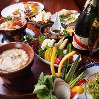 【横浜】チーズフォンデュやイタリアンが沢山盛り込まれたコース