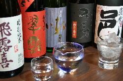 限定日本酒が随時入荷中! もちろん通年品も充実です♪