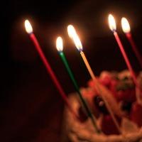 【お誕生日会】 みんなでお祝い。ハピハピバースデー!