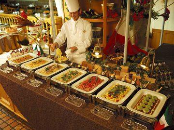 レストラン イル・ペペ パレスホテル立川の画像