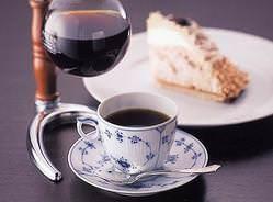 香り豊かなブレンド珈琲。厳選した豆を使用した特別な一杯
