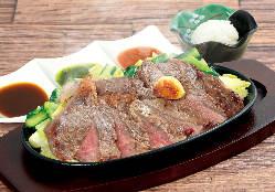 オージービーフリブロースステーキ