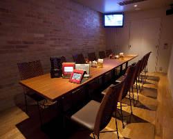 ◆接待利用に◎カラオケ付完全個室完備!10名~12名様迄OK