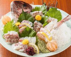 ◆オーナーこだわりの多彩な手作り創作料理をお楽しみ下さい。