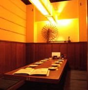 船橋駅駅徒歩1分!人数に合わせて選べる大小様々な個室有!